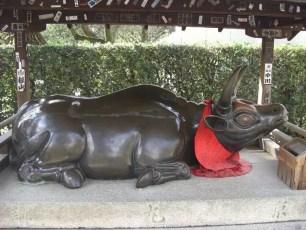 牛與神社的關連?!掌握好到神社參拜時會有所助益的小知識吧