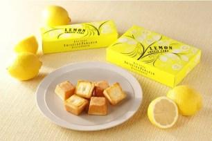 資生堂PARLOUR〝2021年夏季限定伴手禮〞🍋檸檬味夏季起司蛋糕、夏季手燒起司蛋糕