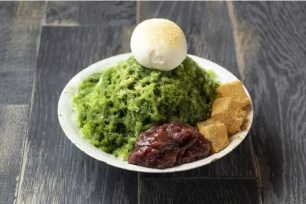 奈良市「CAFÉ ETRANGER NARAD」再度開賣!使用〝大和氷室〞製作的4種美味刨冰