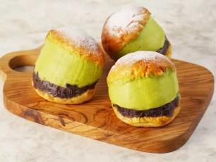 嵜本高級生吐司專售店♡超人氣甜點麵包「Maritozzo」的限定口味僅在京都三条鴨川店!