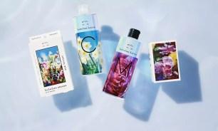 兩大品牌首度合作!「M / mika ninagawa」× LuLuLun 聯名限定美容保養系列商品