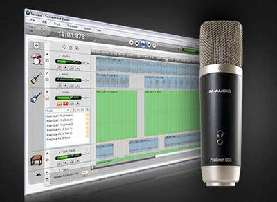 M-Audio Producer Microphone
