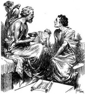 *Socrates -WikimediaCommons
