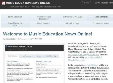 MusicEdNews