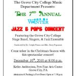 Grove City Christmas Jazz