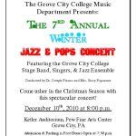 Grove City Christmas Jazz