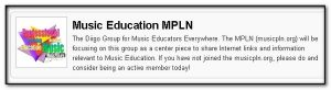 Join our MusicPLN Diigo Group and Start Sharing Stuff today!