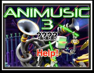 Help ANIMUSIC!