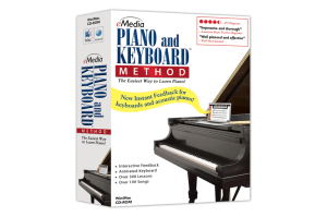 eMedia Piano Keyboard Method New Version 3.0