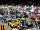 A Small Portion of the Exhibit Hall