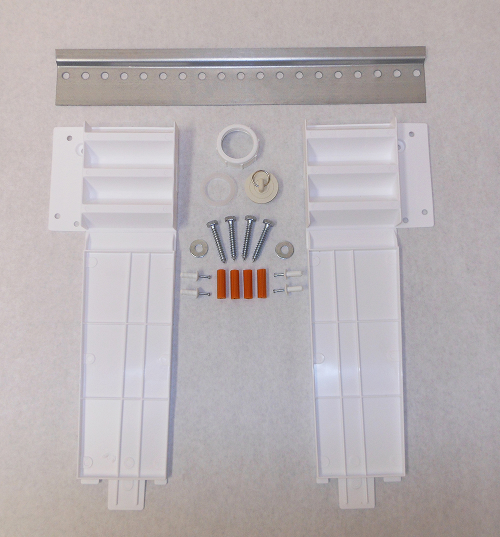 E L Mustee  Sons  18200W Wall Mounting Hardware