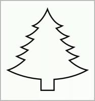 Ausnahmsweise Tannenbaum Vorlage Holz 599 Malvorlage ...