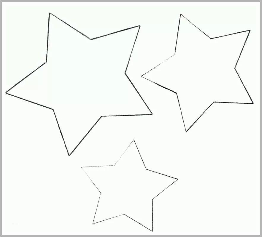 Hervorragend Vorlage 3d Sterne 387 Malvorlage Stern
