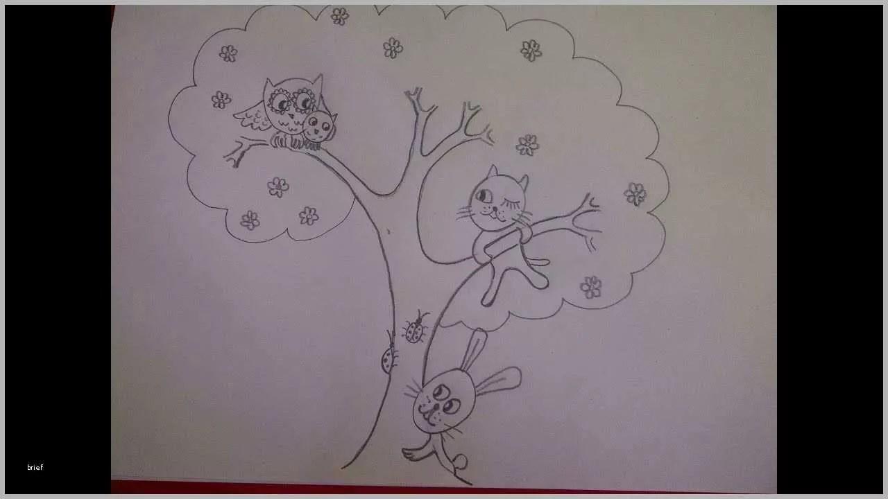 Spezialisiert Baum An Wand Malen Vorlagen Bild Der Baum