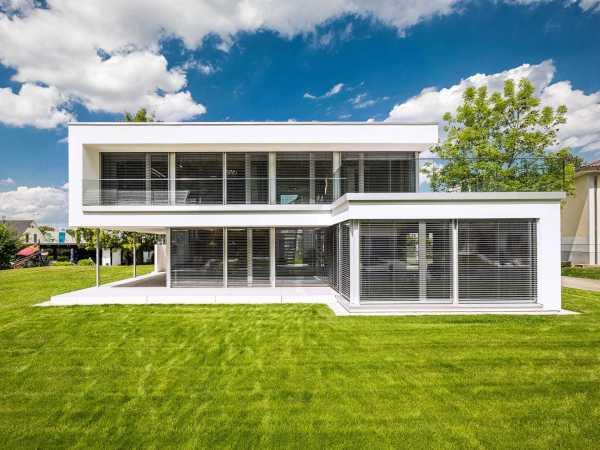 Musterhaus Ausstellung Eigenheim Garten In Bad Vilbel - Year of ...