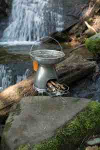 Biolite Basecamp Camp Stove and Device Charger