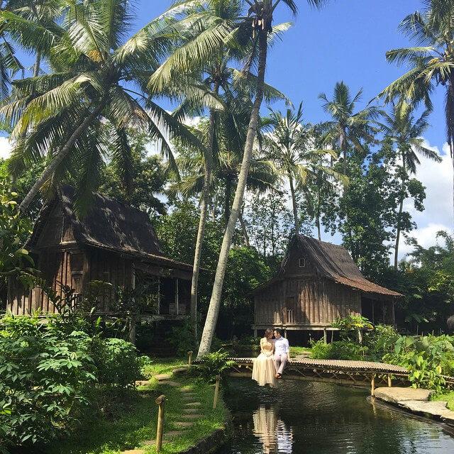 6 Penginapan Dengan Konsep Unik di Bali  musthafida