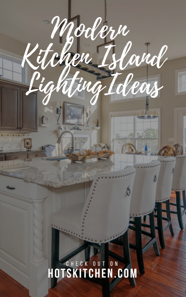 Modern Kitchen Island Lighting Ideas