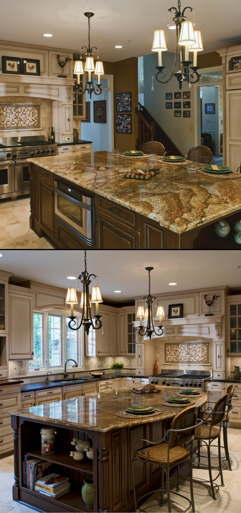 pendant lighting for kitchens