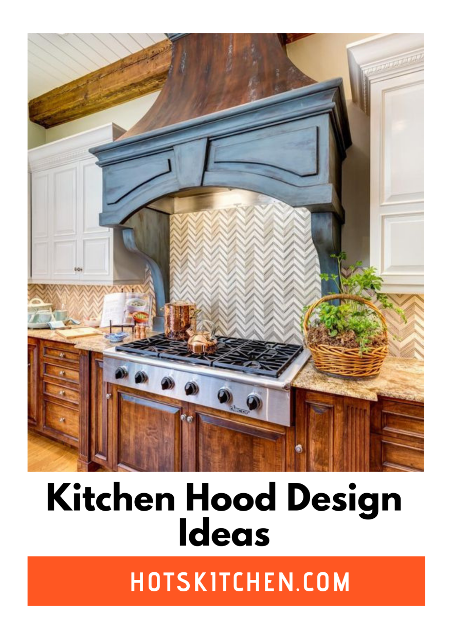 Kitchen Hood Design Ideas