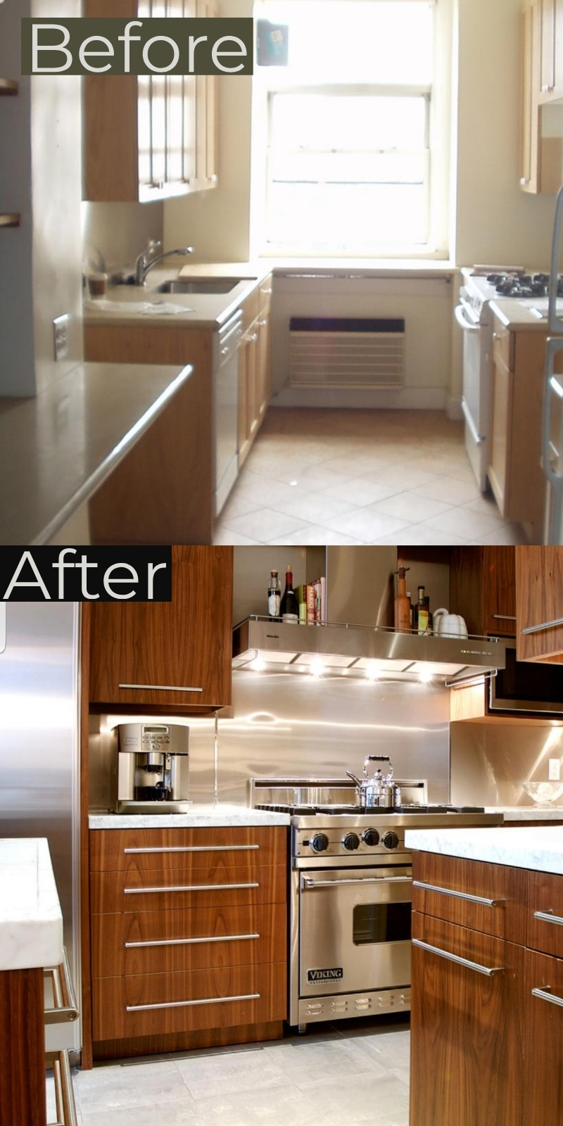 before and after kitchen remodels with prices