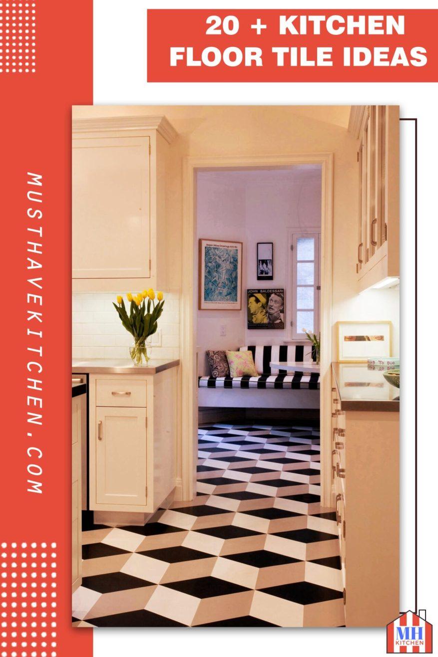 kitchen floor tile ideas 2020