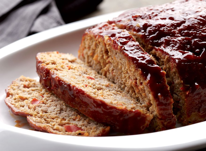 how long to cook 2 lb meatloaf