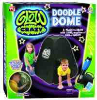 Get Glowing In The Dark With The Glow Crazy Doodle Dome ...