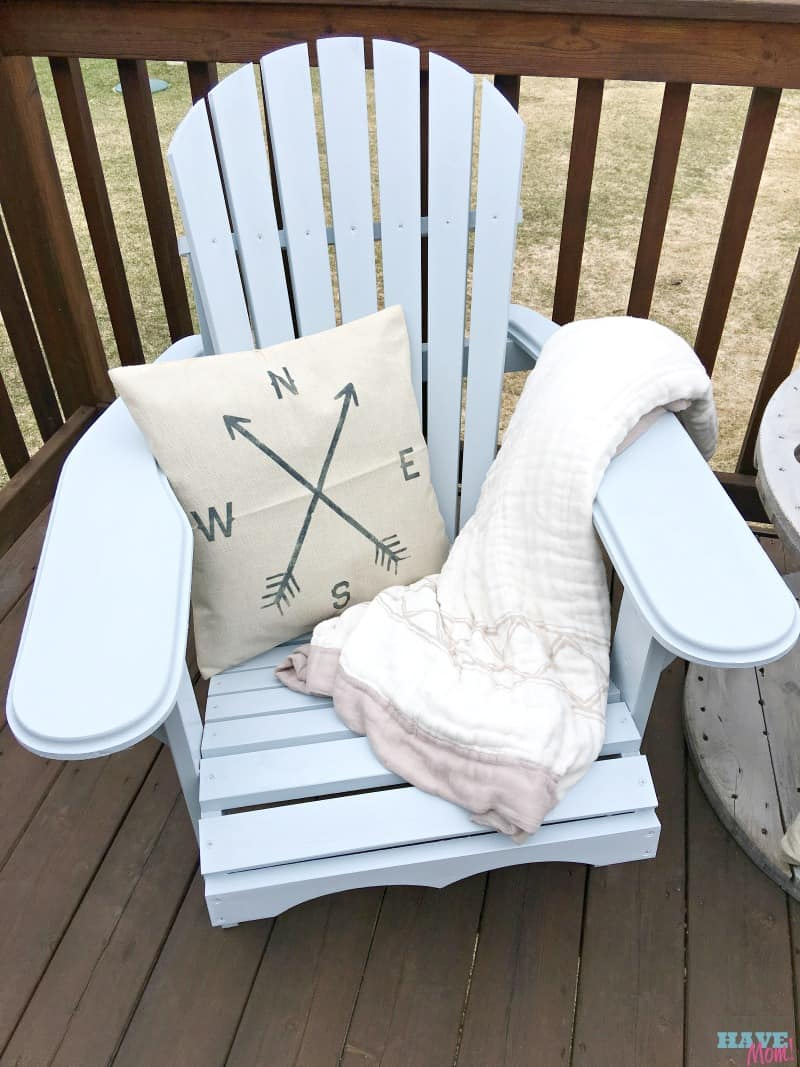 DIY Farmhouse Style Adirondack Chairs  Must Have Mom