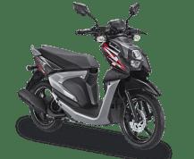 Yamaha Xride 125 Hitam