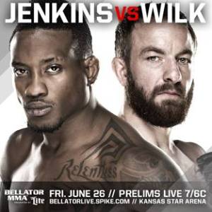 Bellator June 26 Jenkins Vs Wilk