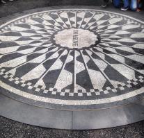 Imagine Central Park beatles