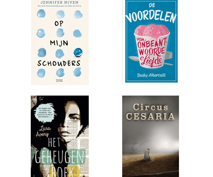 young adult boeken april 2017