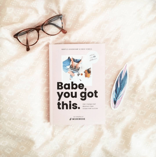 Babe, you got this - boek recensie