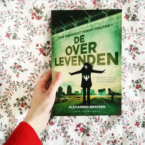 de overlevenden alexandra bracken recensie the darkest minds