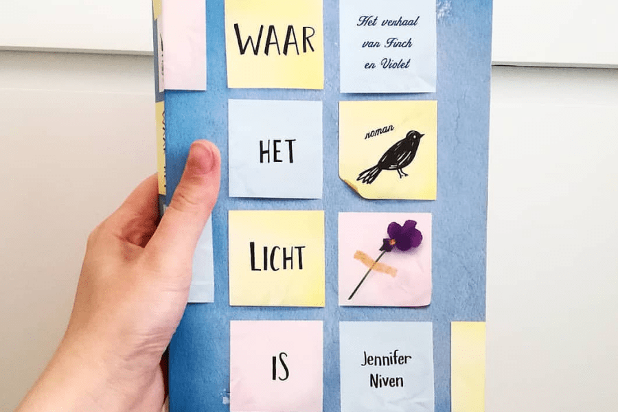 waar het licht is Jennifer Niven friday five