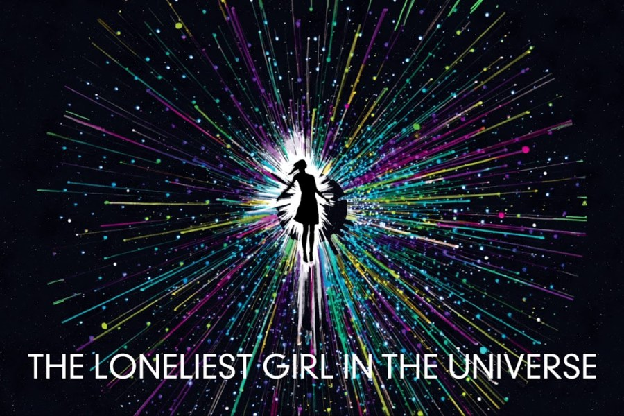 recensie the loneliest girl in the universe Lauren James