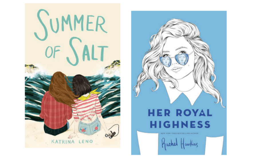 summer of salt Rachel Hawkins her royal highness vertaling
