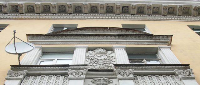 Сталинки несли идеологическую нагрузку. Фото: Валерий Поташов