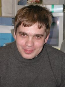 Алексей Ярошенко. Фото: facebook.com