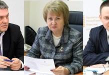 В числе возможных кандидатов на пост директора музея называли Пивненко, Чаженгина и Кирьянова. Коллаж: mustoi.ru