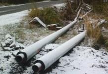 Беломорск встретил первый снег с недостроенной теплотрассой. Фото: mustoi.ru