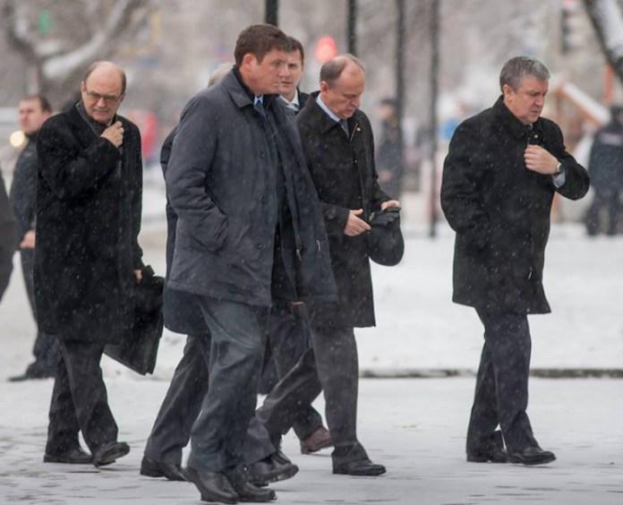 Члены Госкомиссии по подготовке к празднованию 100-летия Республики Карелия. Фото: Игорь Подгорный