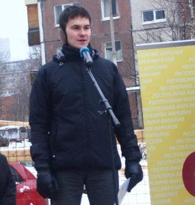 Сергей Геннадьевич. Фото: Валерий Поташов