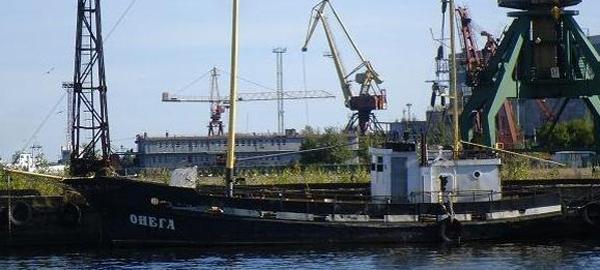 """Яхта """"Онега"""". Фото: vk.com"""