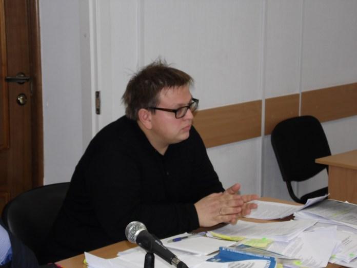 Юрий Комиссаров. Фото: Алексей Владимиров