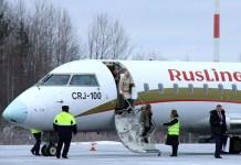 За предновогодний рейс из Москвы в Петрозаводск заплатили в том числе карельские налогоплательщики. Фото: gov.karelia.ru