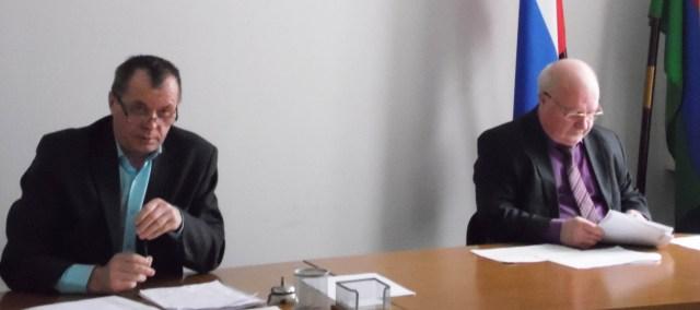 Виктор Демидов (слева). Фото: Алексей Владимиров