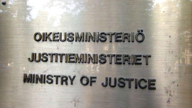Министерству юстиции Финляндии предстоит принять политическое решение. Фото: yle.fi