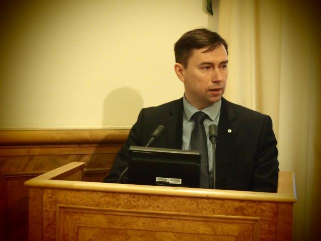 Виталий Сергеев. Фото: Валерий Поташов